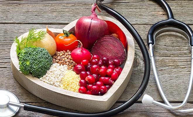 Guías alimentarias para el corazón