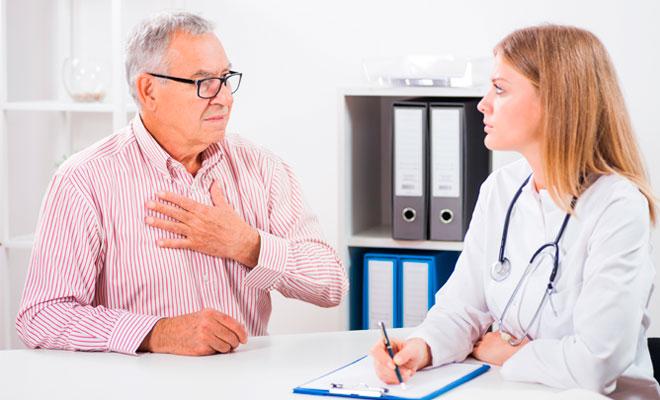 ¿Familiares con infarto?, aprende a prevenirlo