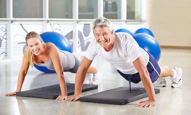 3 ejercicios cardiosaludables por excelencia