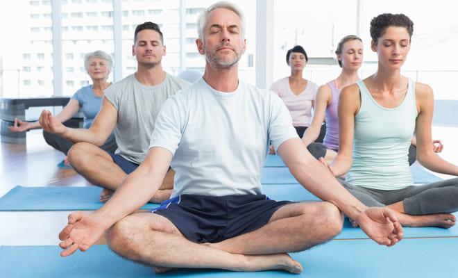 Yoga para el cuidado del corazón