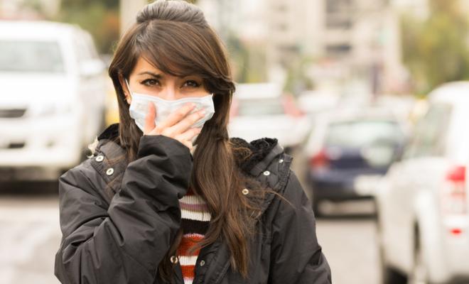 ¿Cómo se relacionan los infartos con la contaminación?