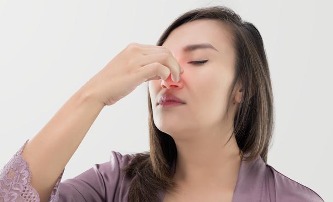 Conoce todo sobre la hemorragia nasal