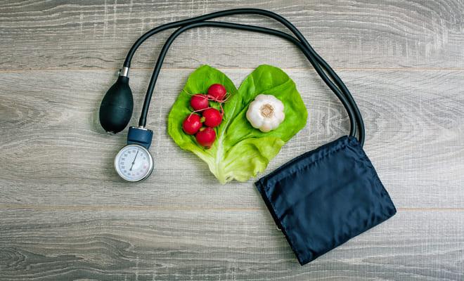 Alimentación recomendada para personas hipertensas