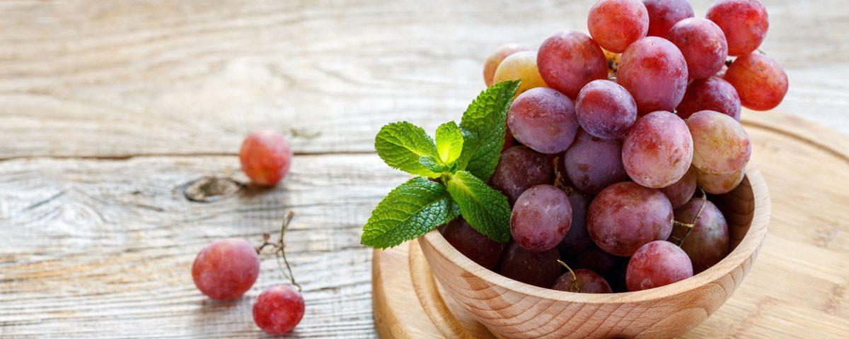 Propiedades cardiosaludables de las uvas