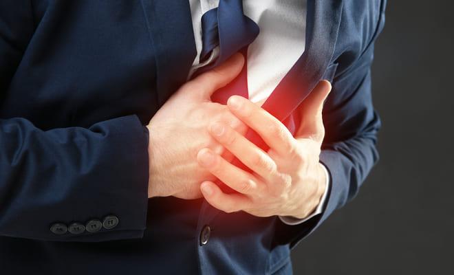 Señales de alerta de un ataque cardíaco
