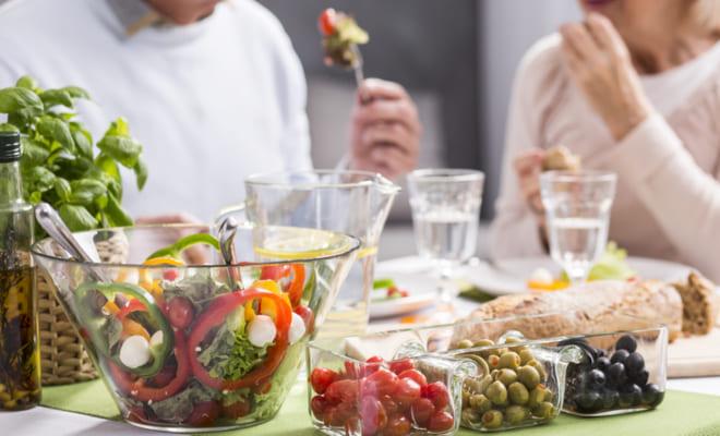Alimentos para controlar las varices