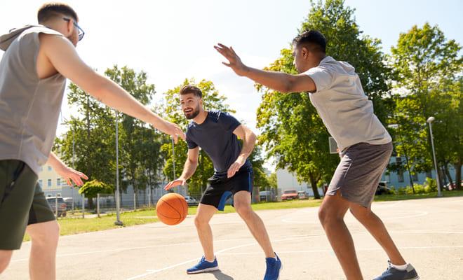 Consejos para practicar baloncesto