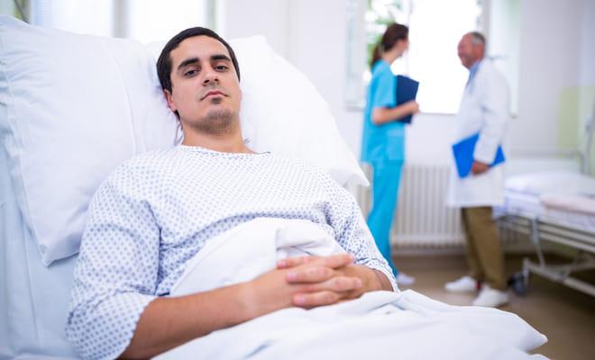Los eventos trombolíticos son comunes en pacientes hospitalizados