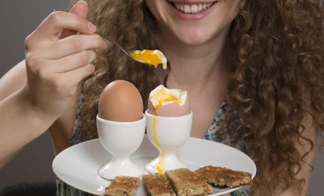 El consumo de huevo no afecta al sistema cardiovascular