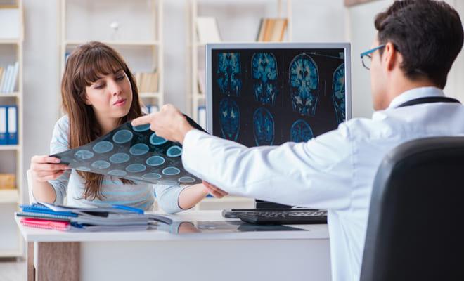 Altos niveles de ozono se asocian con hemorragias cerebrales