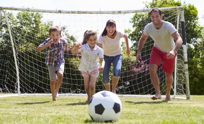 Conoce los beneficios del fútbol para el corazón
