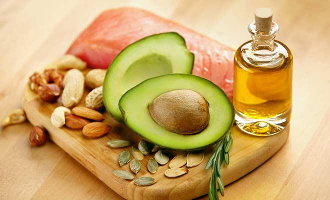 grasas saludables para el corazon