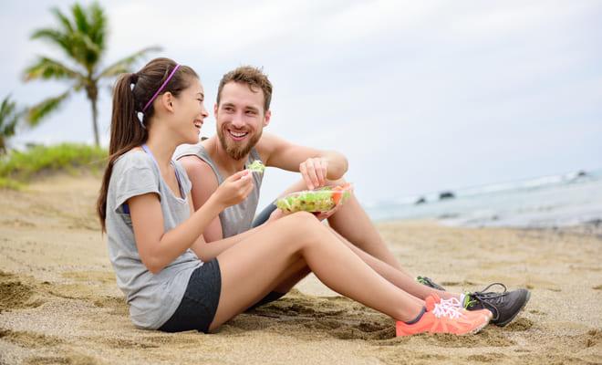 Baja los triglicéridos con buenos hábitos