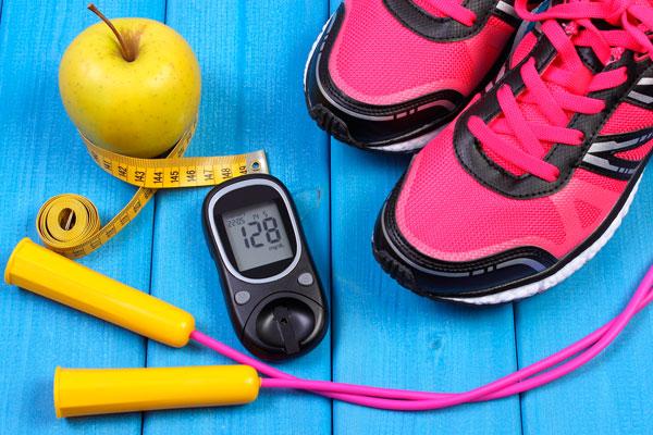 ¿Tienes diabetes? Sigue estos consejos al realizar ejercicio