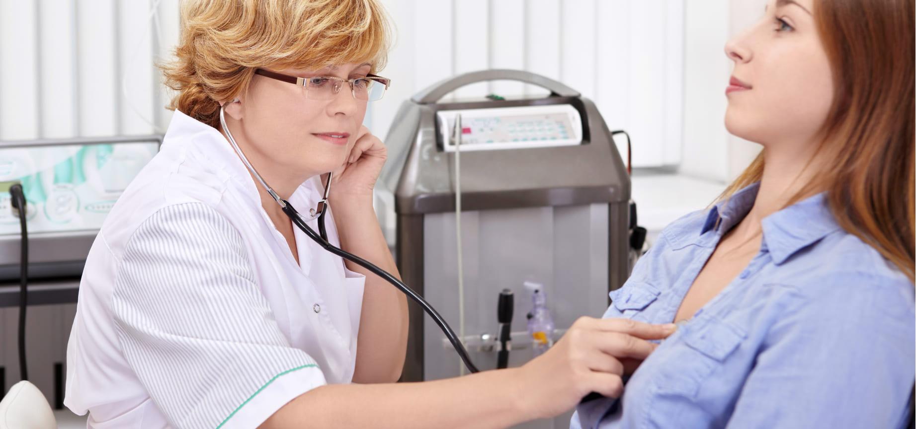 Cardiopatía congénita y sus posibles pruebas diagnósticas