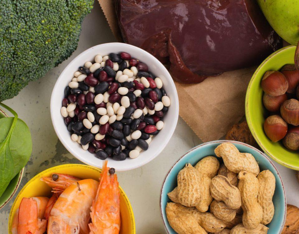 Ácido fólico para la dieta del paciente cardiovascular