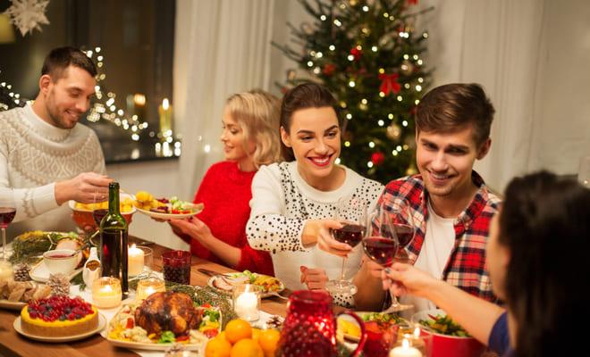 Aprende cómo cuidar tu corazón en las fiestas de fin de año sin excesos