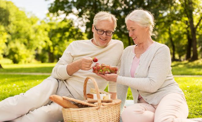 Las fresas y su beneficio para el corazón