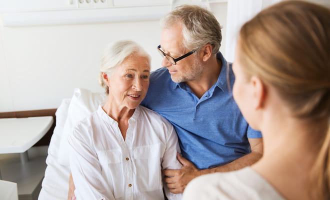El acompañamiento emocional es vital en los pacientes con insuficiencia cardíaca
