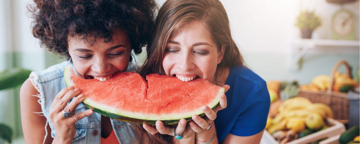 El melón y sus beneficios para el corazón