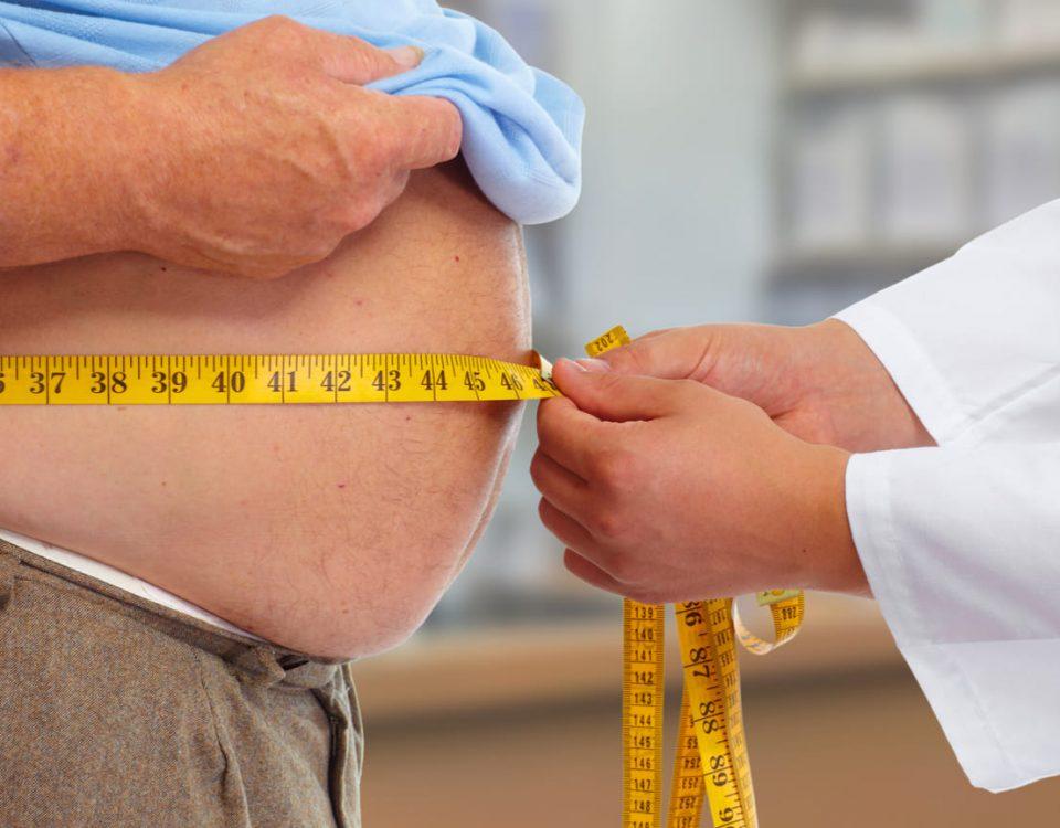 Pacientes con enfermedades cardiovasculares tienen exceso de grasa abdominal
