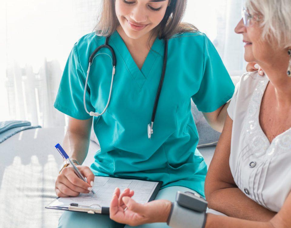 Recomendaciones para pacientes con hipertensión arterial