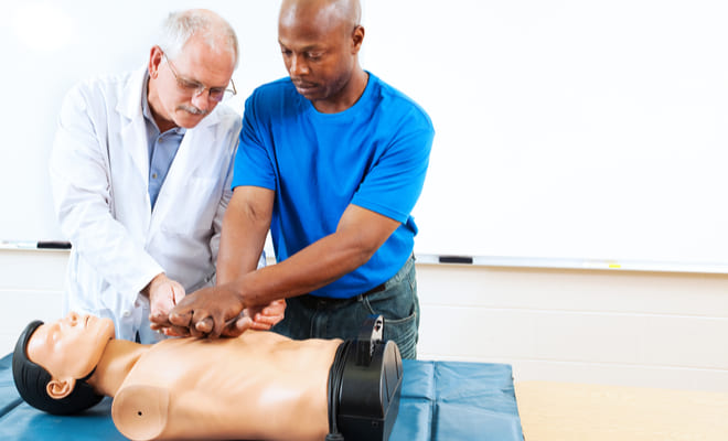 Reanimación cardiopulmonar, técnicas para salvar vidas