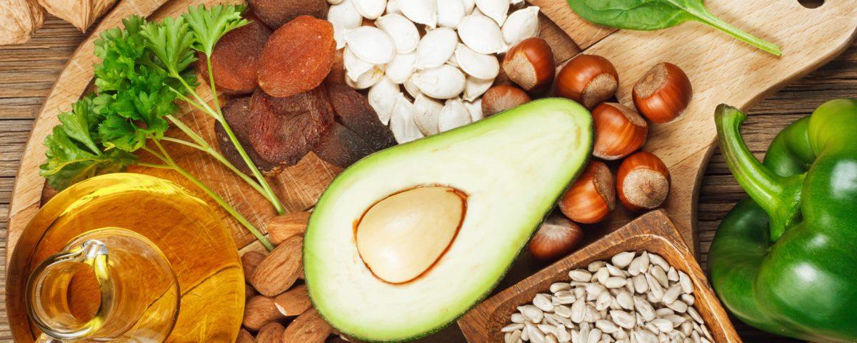 Los beneficios de la vitamina E para el corazón