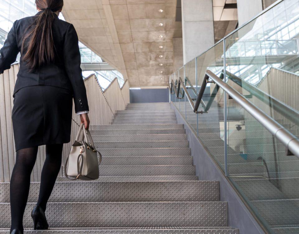 Subir las escaleras fortalece el corazón y beneficia la salud cardiovascular