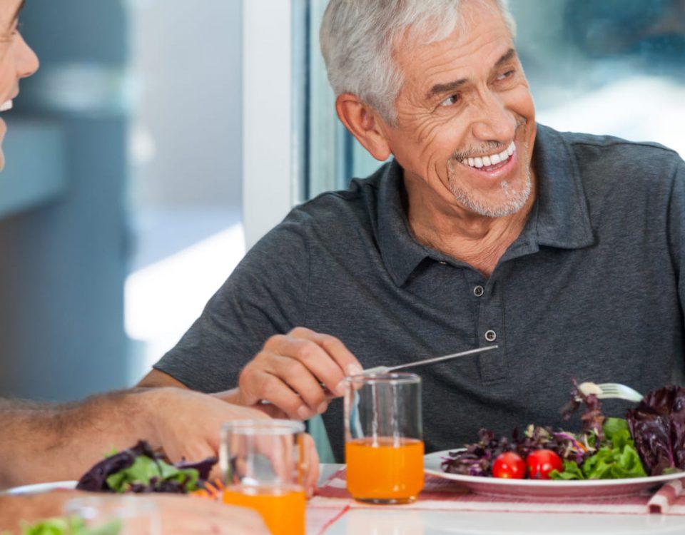 Alimentación para el paciente con enfermedad coronaria