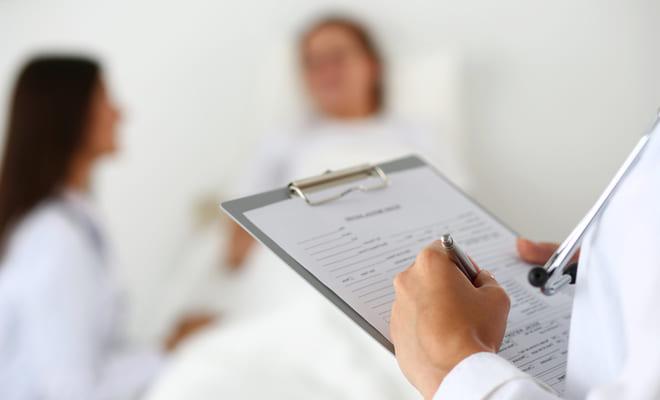 Médicos salvan la vida de madre con infarto pulmonar