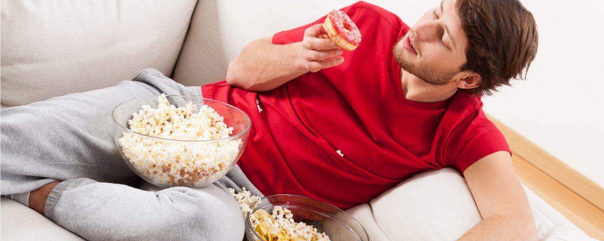 Personas delgadas y sedentarias tendrían el mismo riesgo cardiovascular que los obesos