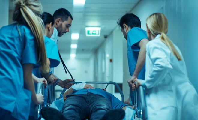 Gracias a rápida intervención médica salvan a anciano con ruptura de la aorta