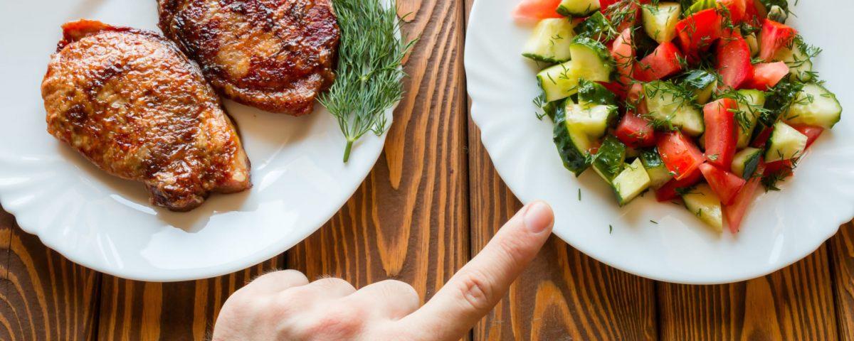 Cambiar la carne roja por proteínas vegetales reduce el riesgo cardiovascular