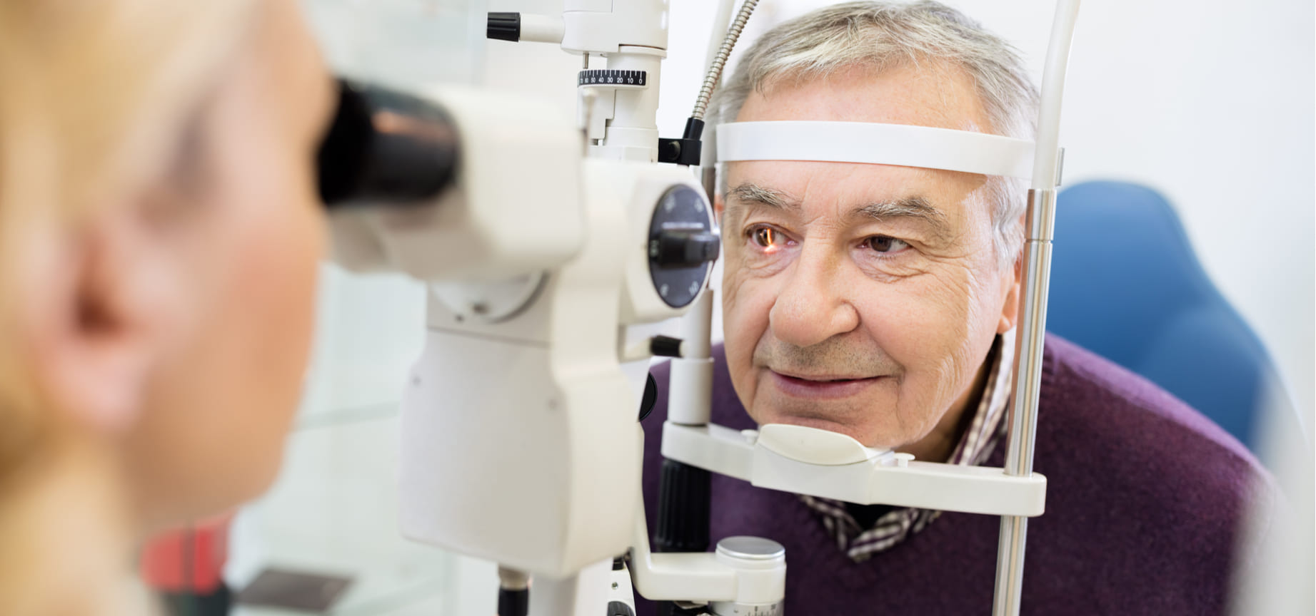 La hipertensión afecta la visión del paciente