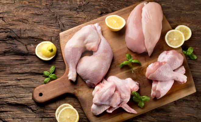 Las carnes blancas también aumentarían el colesterol en la sangre