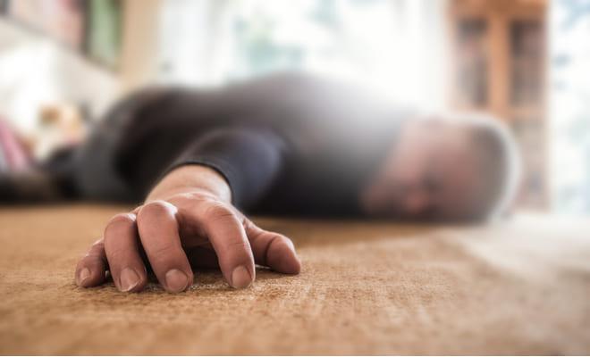 Síndrome de brugada ocasiona desmayo a un hombre en una sala de cine
