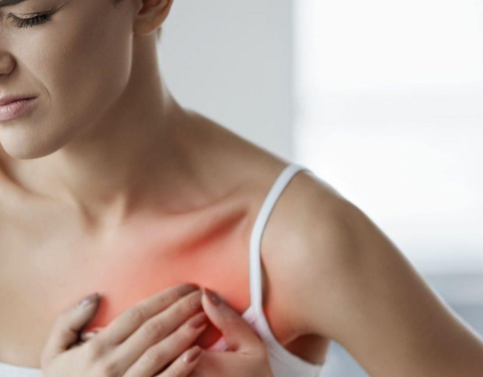 Describen factores de riesgo cardiovascular no tradicionales en mujeres