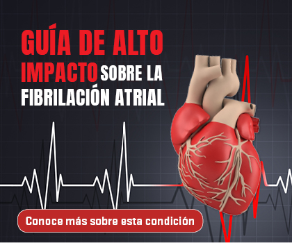 Guía de alto impacto sobre la fibrilación atrial