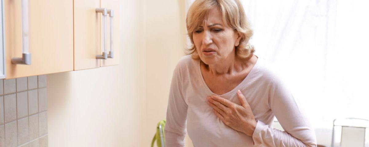 Reducción de estrógenos aumentaría el riesgo de infarto