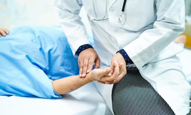 Corazón de hombre no se desarrolló bien debido a malformación cardíaca
