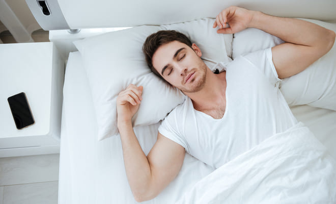 Dormir bien reduciría el riesgo de aterosclerosis (placa en las arterias)