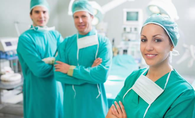 Enfermedades del corazón y de circulación tratadas con cardiología intervencional