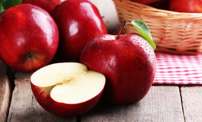Las manzanas controlarían el colesterol y evitarían el riesgo cardíaco