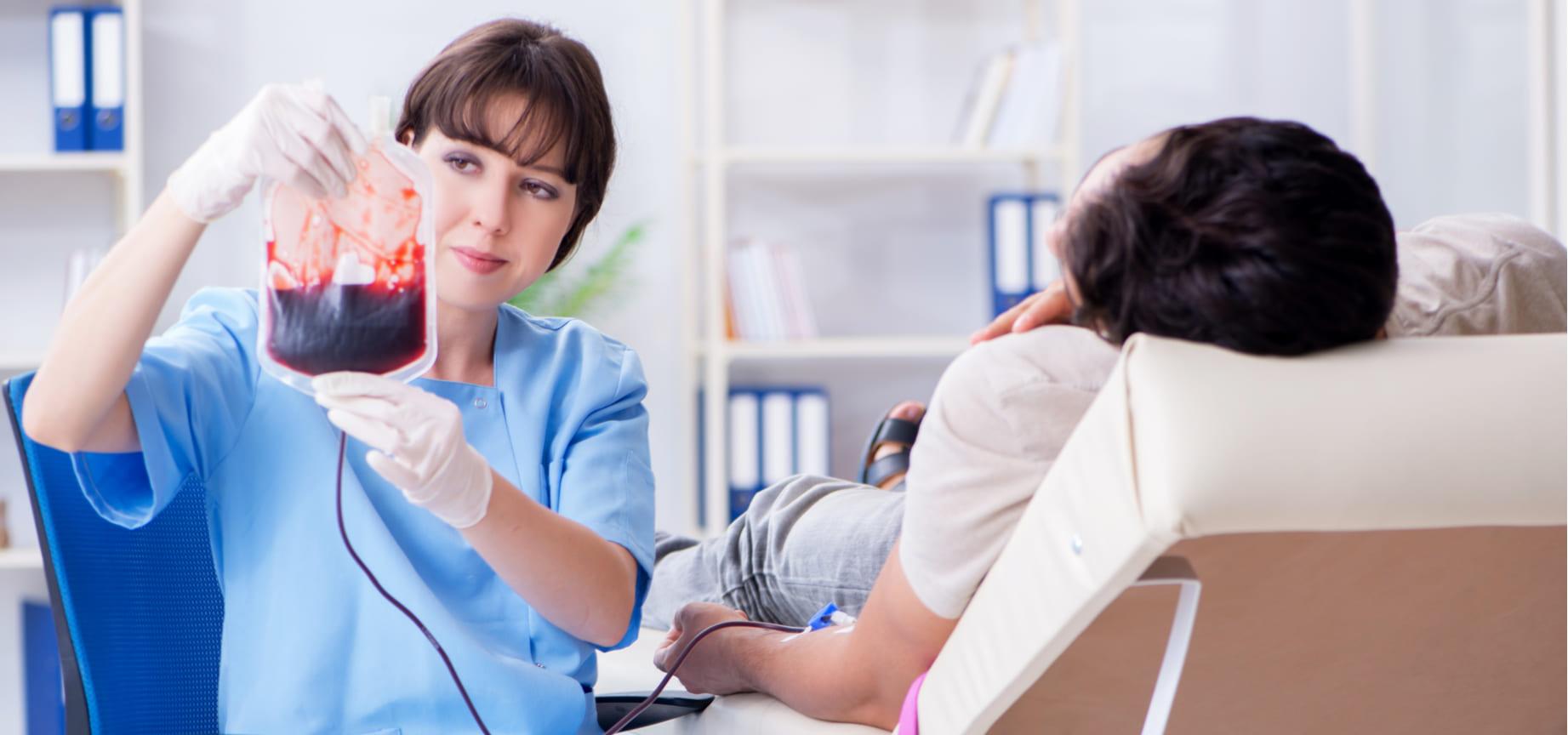 Mayor riesgo de COVID-19 en pacientes con talasemia que son transfundidos regularmente